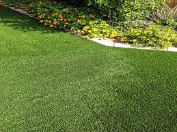 Artificial grass is easy to install